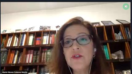 Estela Paz Artal, coautora del libro