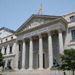 Foto del Congreso de los Diputados. El Congreso aprueba la Ley Orgánica para la regulación de la Eutanasia