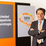 """""""La cefalea es el síntoma más frecuente de la trombosis de senos venosos cerebrales"""". Foto de José Miguel Láinez, presidente de la SEN."""