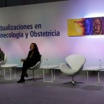 Expertos en Ginecología presentan novedades en anticoncepción y SMA. Foto de Mercedes Andeyro y Paloma Lobo.