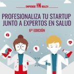 Lilly España y UnLtd Spain impulsan una nueva edición de Emprende inHealth. Foto del cartel