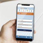 La aplicación Orto-Code identifica nuevos códigos de prestaciones ortoprotésicas. Foto de la aplicación en un móvil