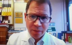 Rupert bartsch- participó en el encuentro sobre el cáncer de mama metastásico