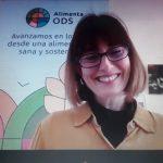 Eva Gonzalez, directora del area de Cultura de ECOEDES