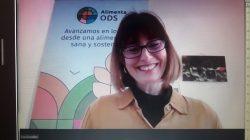 Eva Gonzalez, directora del area de Cultura de ECODES