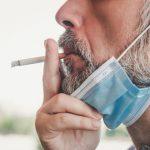 riesgo fumadores y covid