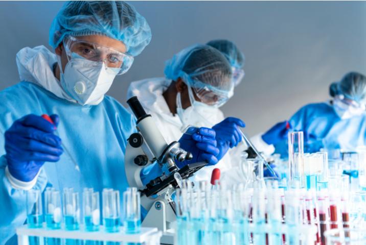 Brote en laboratorio de Albacete... 5 casos en la última semana