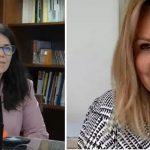 Patricia Lacruz y Carina Escobar. La Plataforma de Pacientes expone los desafíos del dolor crónico