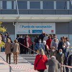 vacunados en España