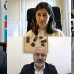 """Imagen de los participantes en la jornada. Asebio pide a las Administraciones """"un cronograma de acciones y un presupuesto"""" para impulsar la industria biotecnológica"""
