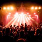 seguridad de los conciertos