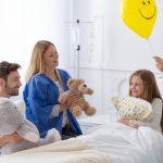 mayor humanización pediatría
