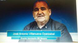 Villanueva, pte. Asociación de EM de Navarra