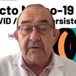 SEMG propone un modelo de atención colaborativo para la COVID persistente. Imagen del presidente de SEMG, Antonio Fernández Pro-Ledesma