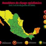 México: incrementa un 14% el número de casos estimados de COVID-19