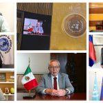 México colabora en la Asamblea General de la Organización de las Naciones Unidas sobre VIH
