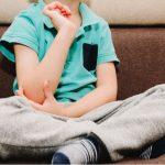 niño dolor articulaciones