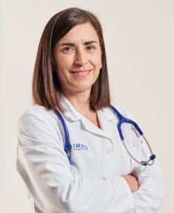 Noelia Colomer, especialista en Alergología del Hospital IMED Valencia