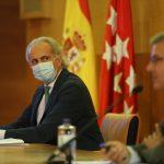 Madrid sobre tercera dosis de refuerzo