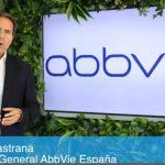 Felipe Pastrana, director general de AbbVie España
