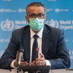 El director general de la Organización Mundial de la Salud (OMS), Tedros Adhanom Ghebreyesus,