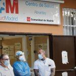 directores de centro salud Madrid