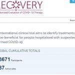 Estudio RECOVERY muestra eficacia de la dexametasona contra COVID-19